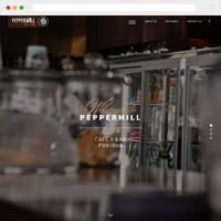 Peppermill Cafe Porirua Webite