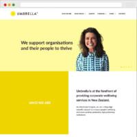 Umbrella Website