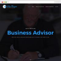 JohnMorgan.nz website