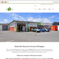 The Building Recyclers Wesite